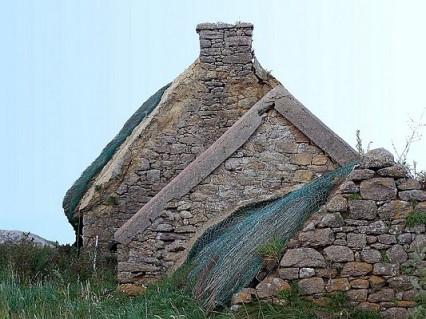 maison de pêcheur Ménéham