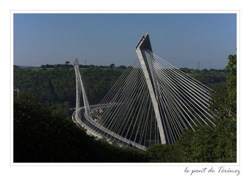 nouveau pont de Terenez - a