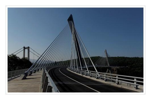 nouveau pont de Térénez - b
