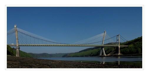 nouveau pont deTérénez - e