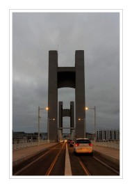 Pont de Recouvrance à Brest rénové en 01/2012