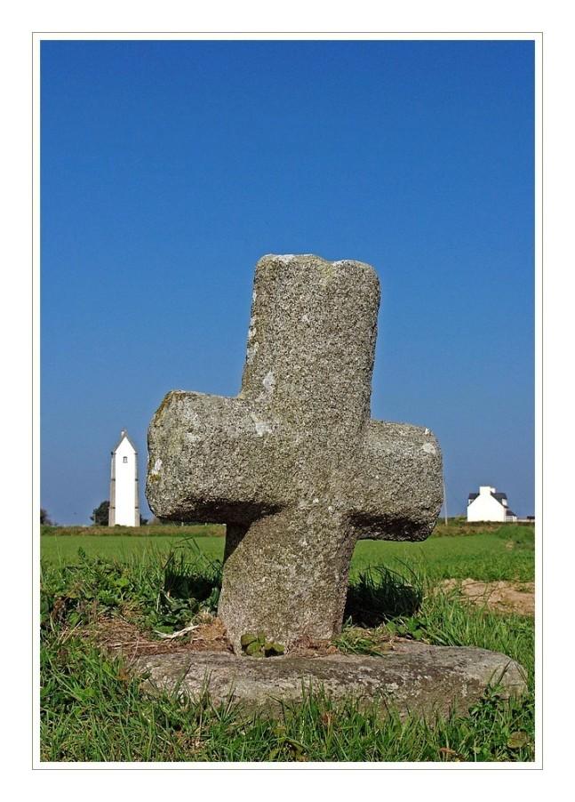 croix à Lanvaon