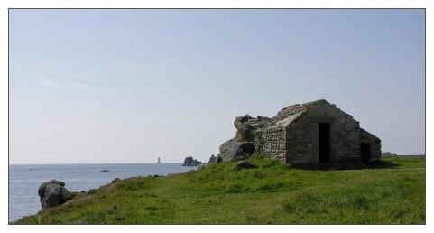 maison de garde entre Argenton et Porspoder