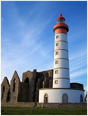 phare pointe st-mathieu