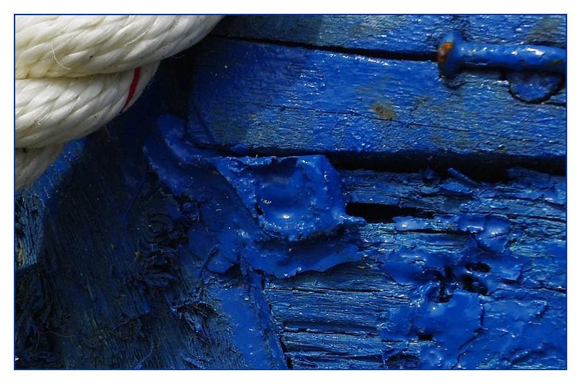 le bleu d'émile