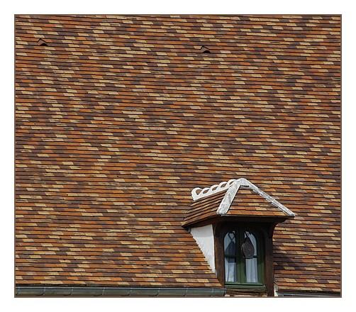 toiture arrière moulin badran