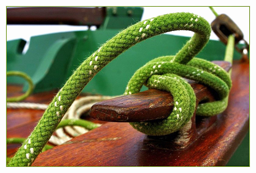 cordage vert