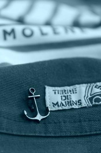 terre de marins bleu