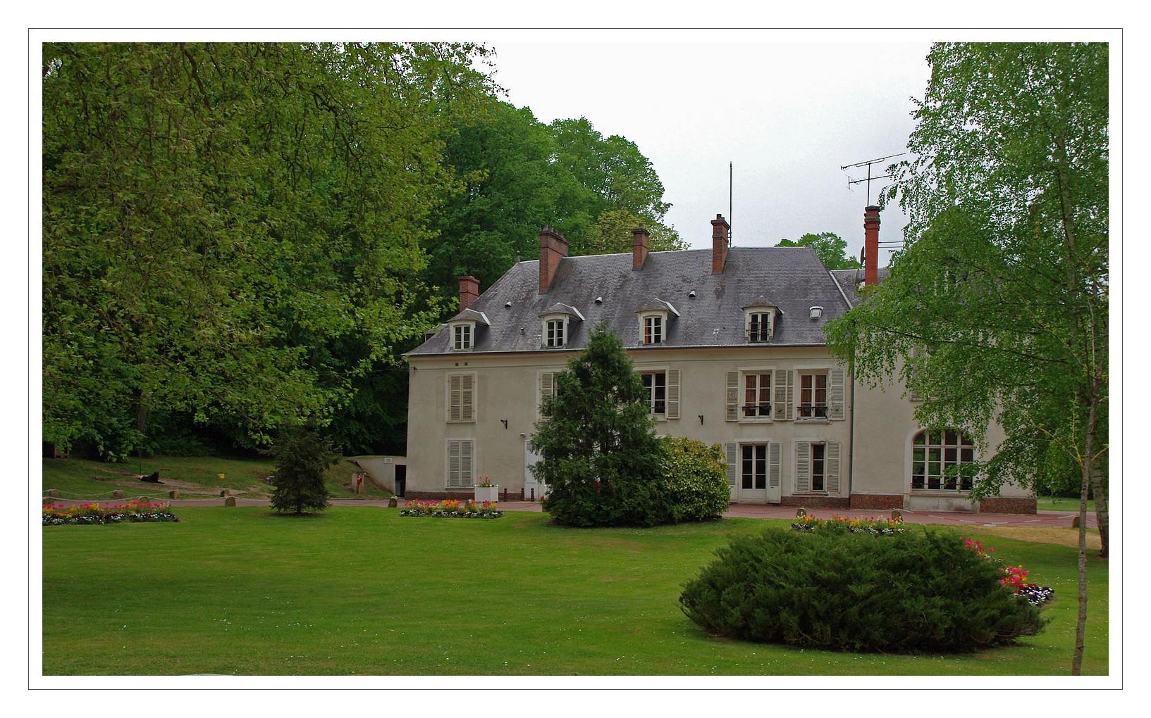 dans - Chateau De Valnay Mariage