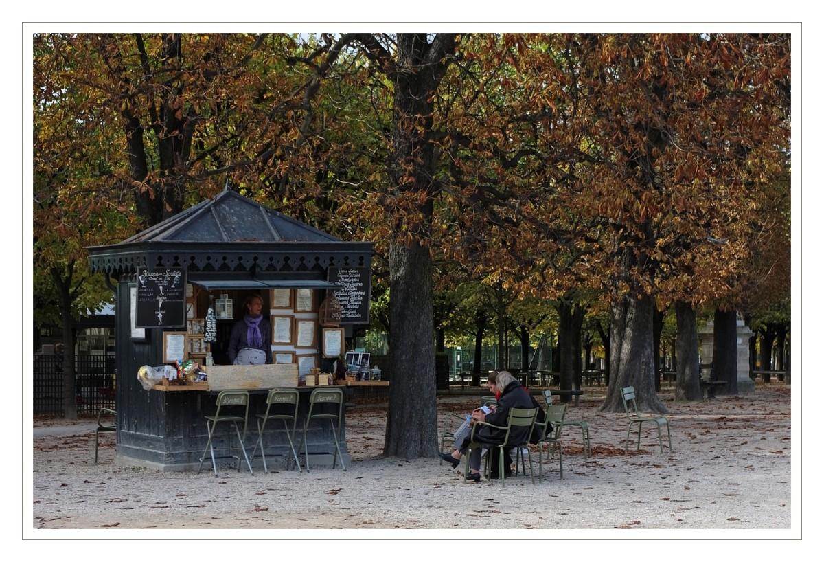 S assoir au jardin du luxembourg la tribu d 39 anaximandre for Aller au jardin du luxembourg