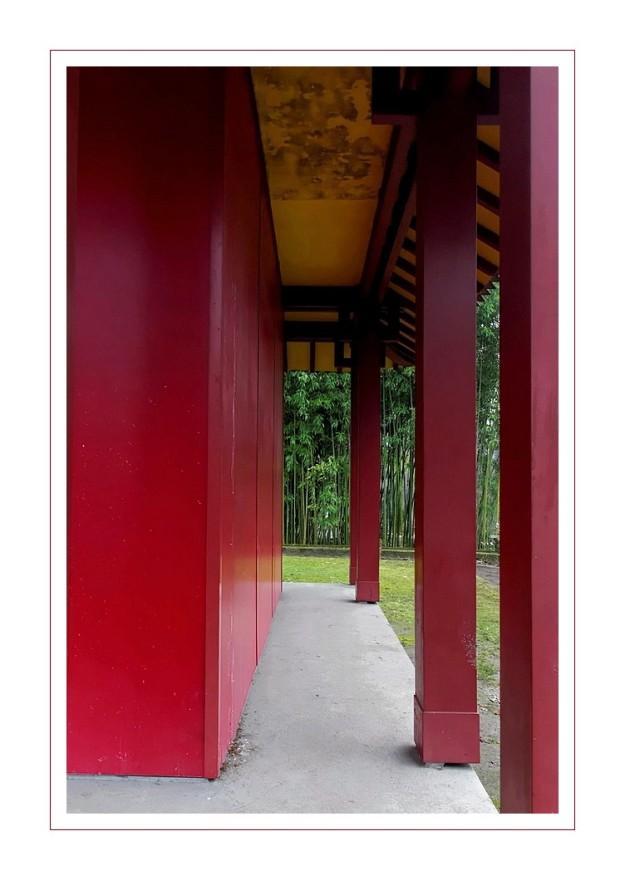 La Pagode Cochinchinoise - jardin tropical bois de Vincennes