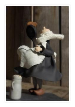 bretonne en porcelaine froide