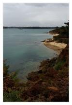 la côte à Carantec