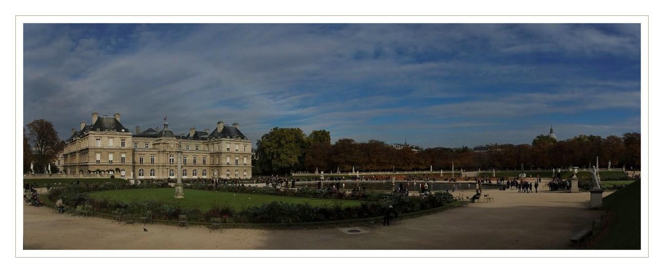 pano jardin luxembourg