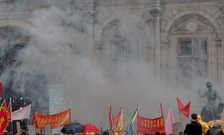 les pétards ! nouvel an chinois 2013 Paris