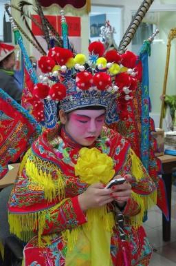 vite un dernier texto ! nouvel an chinois 2013 Paris