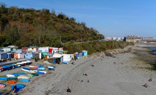 Port de Maison Blanche - Brest