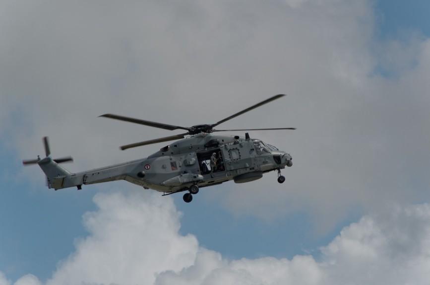 sauvetage en mer, hélicoptère marine nationale, fête de la mer à Guissény juillet 2013, SNSM