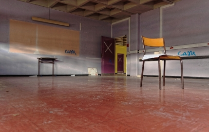 salle de classe Lycée J. Prévert