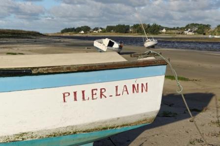 Piler-Lann à la Baie de Guissény