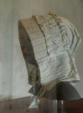 Coiffe du pays pagan à Ménéham