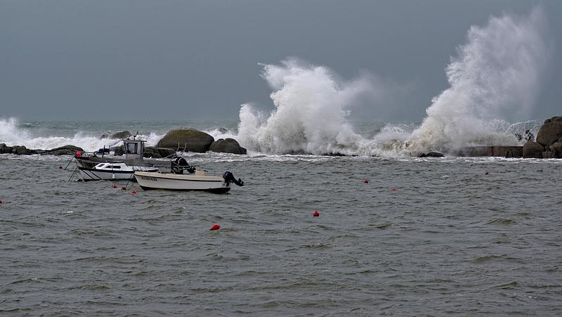 tempête du 01/01/2014
