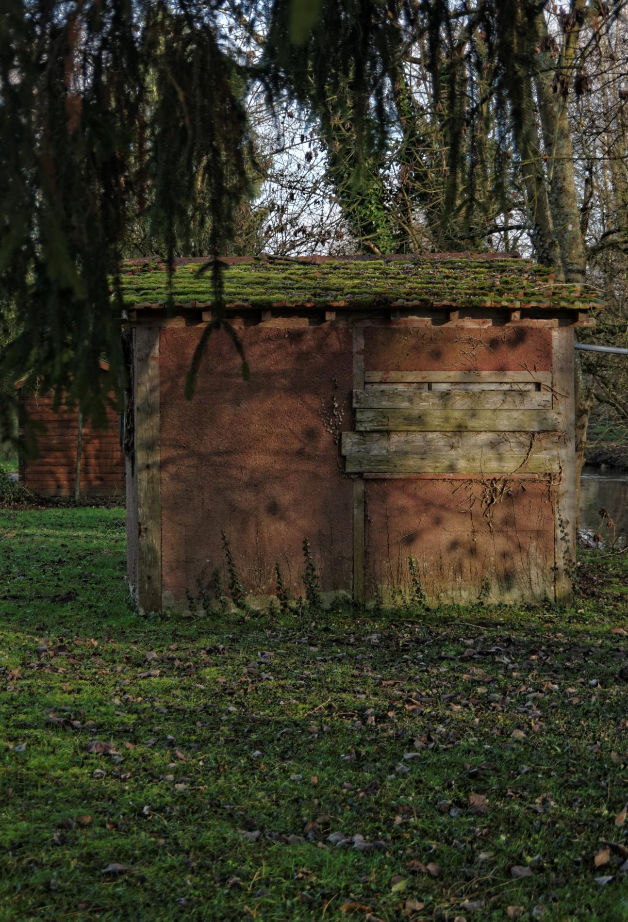 cabanes jardin, jardin portager, Etampes, bois de Valnay, Marais de Vaujouan, photos,
