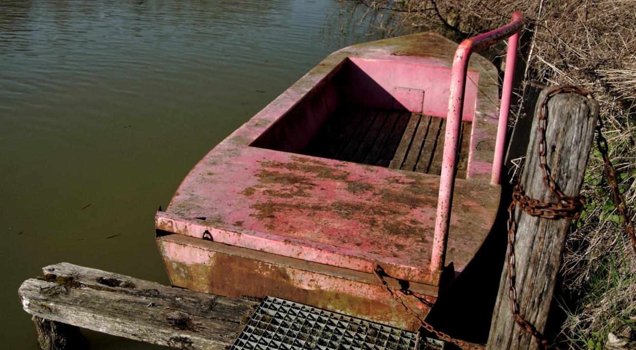 au bord del'eau, île del a Dérivation, bateaux île de la Dérivation, la Seine, Carrières sous Poissy