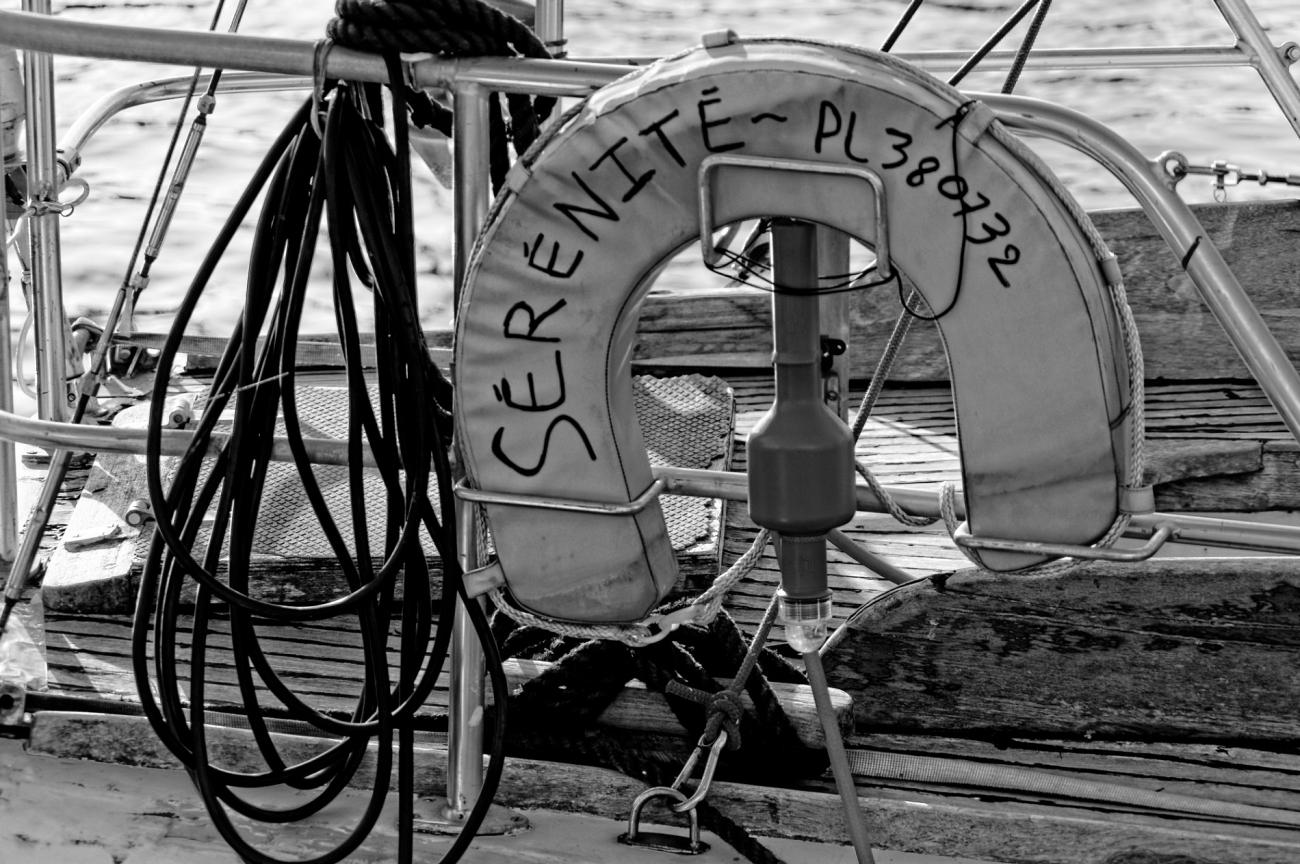 bateau, bouée, cordage, bretagne, morbihan, Vannes