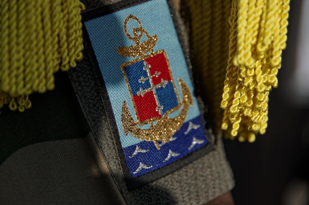 insigne 9e BLB de Marine