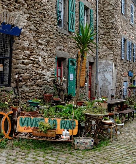 rue St-Malo à Brest