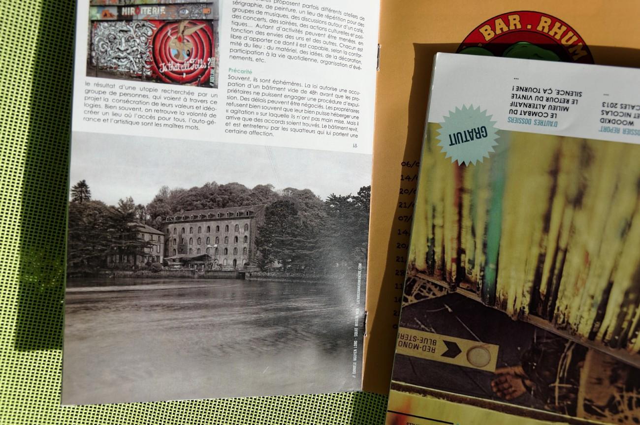 article revue musicale La Cocotte au Mans