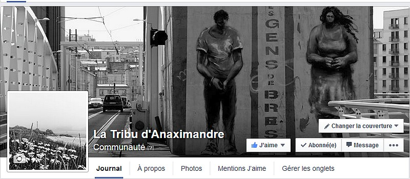 capture FB laTribu d'Anaximandre