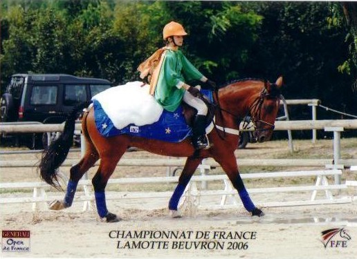 Nina Lamotte Beuvron 2006 2
