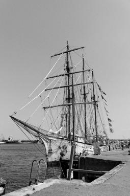 Le Marité quai Malbert Brest