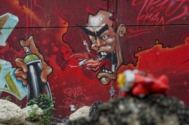 graffitis - usine à gaz