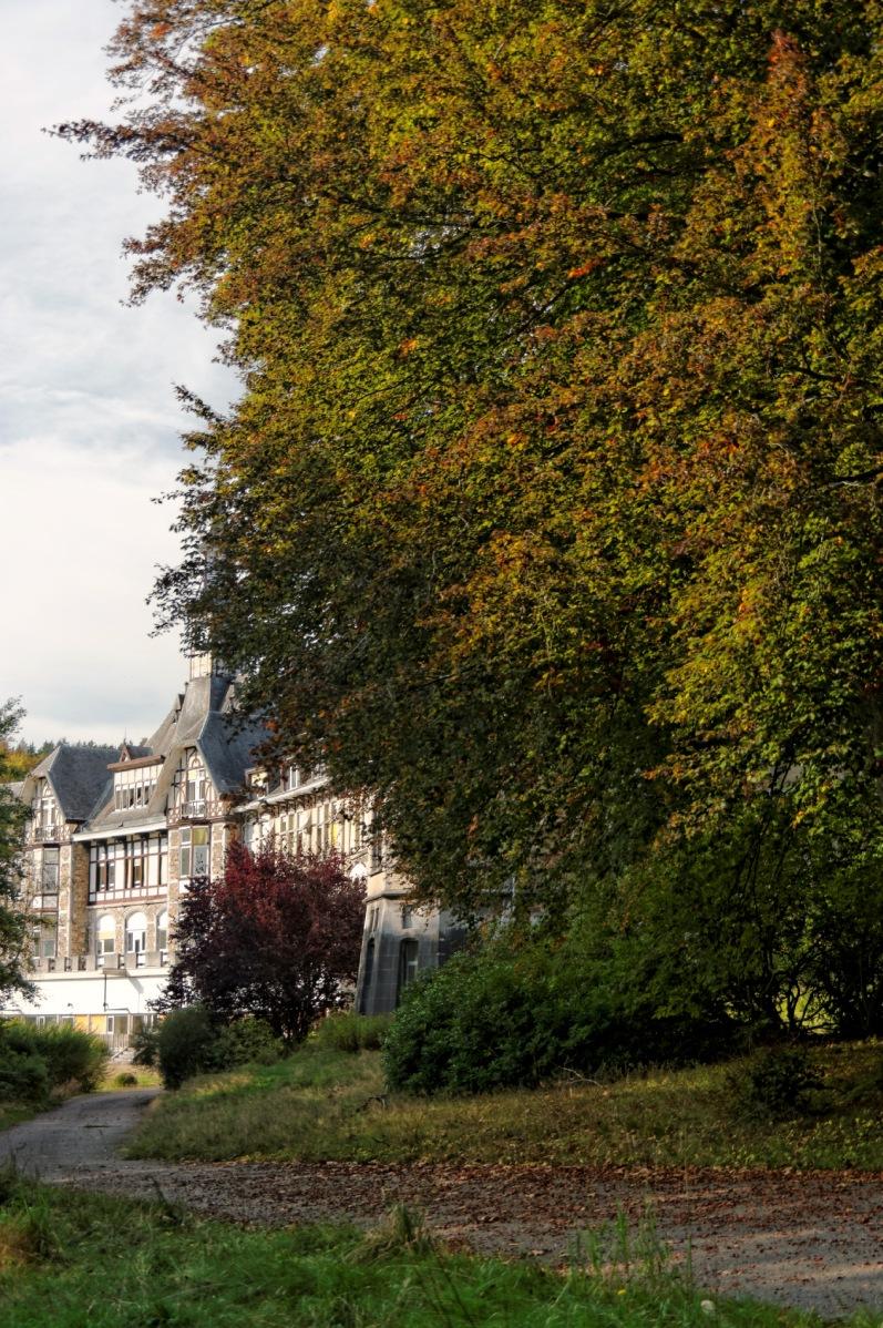 le sanatorium Basile, urbex, exploration urbaine