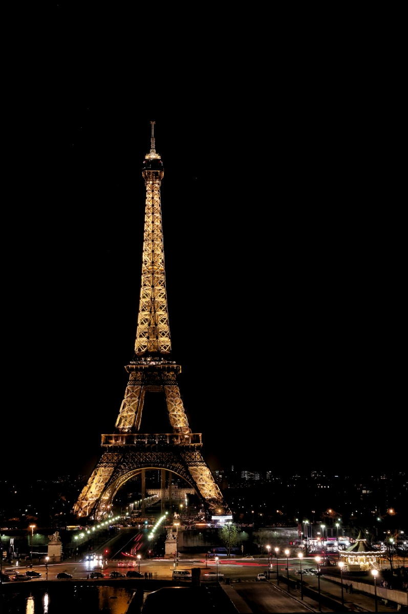 Tour Eiffel de nuit, Paris by night, Tour Eiffel, Paris