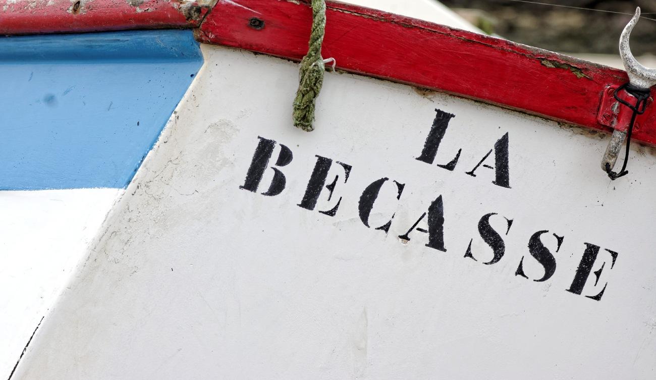 bateau, La Bécasse, finistère, Koréjou, Plouguerneau, bretagne