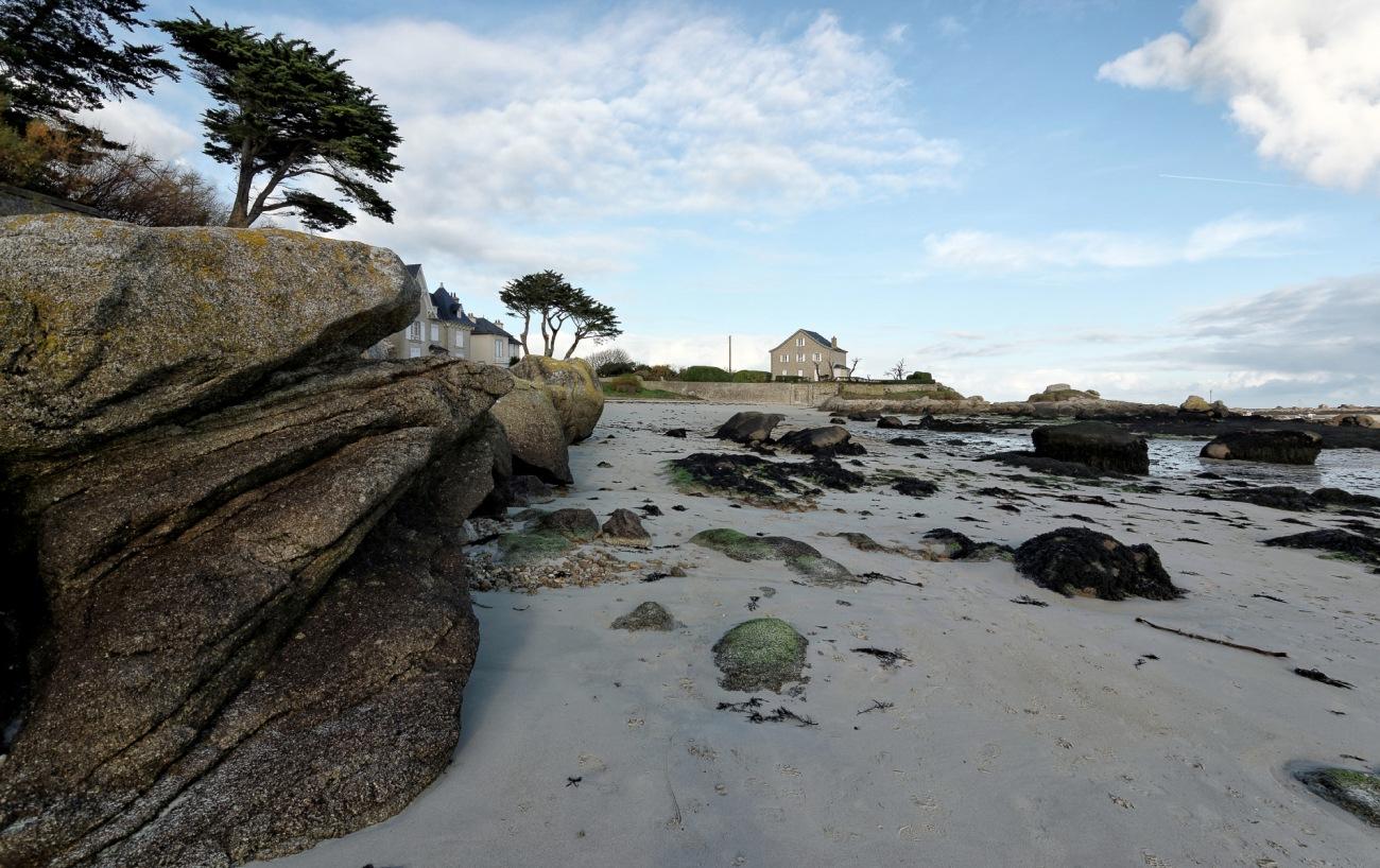 Brignogan-Plages, mer, rochers, plage, finistère, bretagne,smc Pentax 12-24mmF4 ED AL[IF]