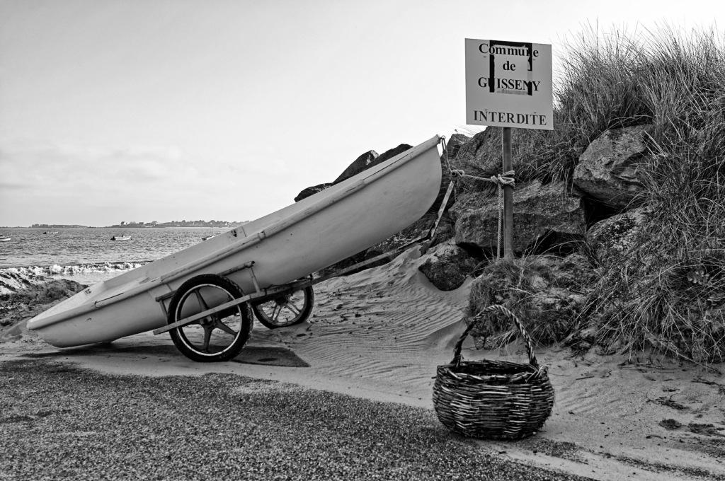 panier, poisson, crustacés, pêche en mer, bateau, Le Curnic, Guissény, Finistère, Bretagne