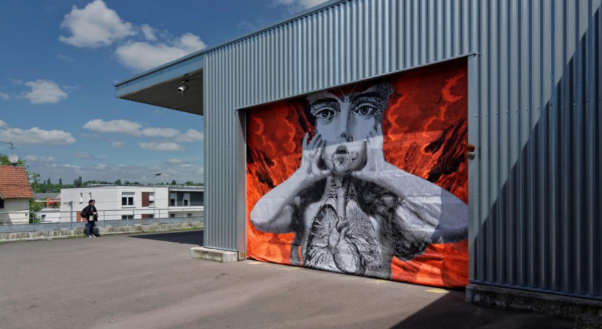 Street Art - Art Urbain, Treize Bis,