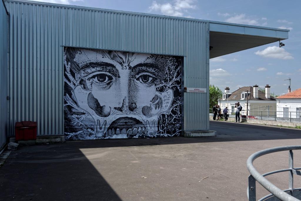 Street Art - Art Urbain, Treize Bis