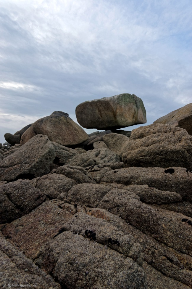 roche tremblante sur pivot Brignogan 1