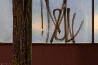 usine du souvenir jeux d'écriture, vitre opague 01