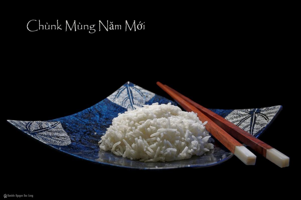 assiette de riz chinois riz 1
