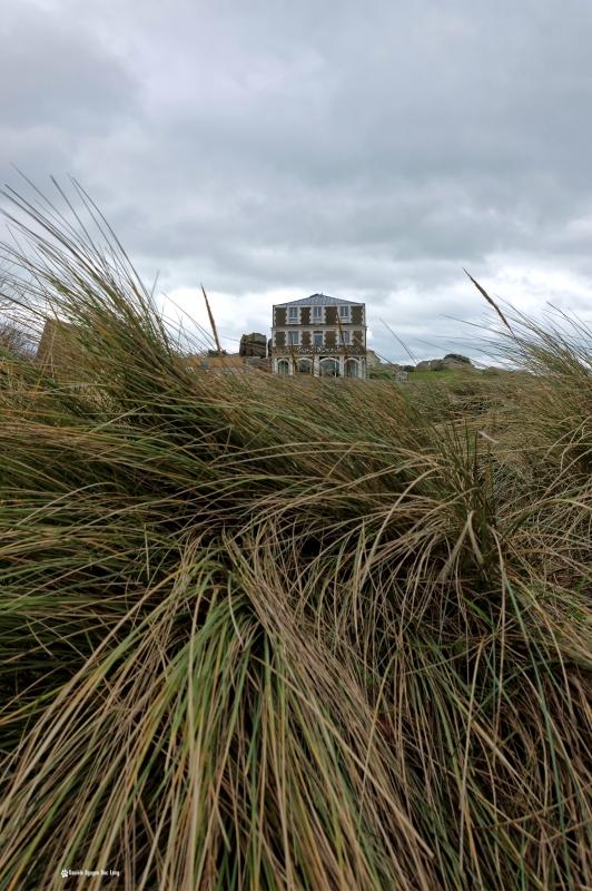 hôtel de la mer Brignogan et oyats, Hôtel de la mer, Brignogan, Finistère, Bretagne