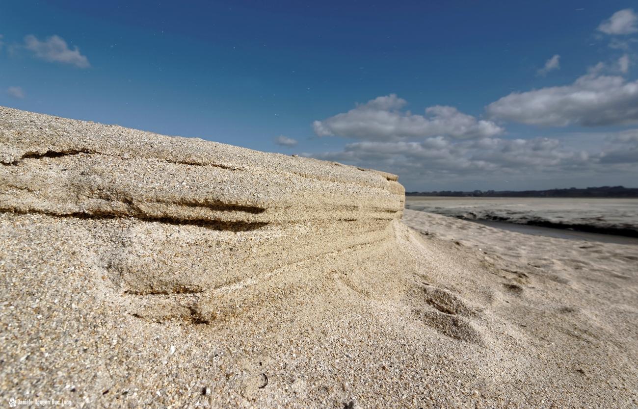 canyon 03 dunes de Keremma, sable, Keremma, Plouescat, Bretagne, Finistère