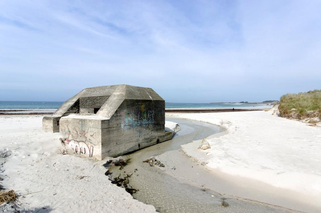 blockhaus Treompan grandmodèle1 copie, Blockhaus Tréompan, Bretagne, Finistère, Ploudalmézeau