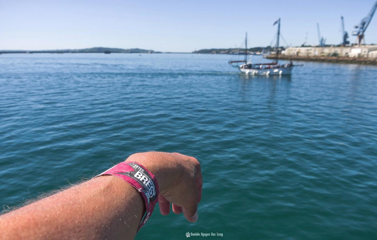 bracelet les tonnerres de Brest 2016 Maman copie